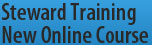 Steward Training - New Online Course